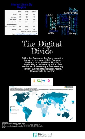The Digital Divide(2)